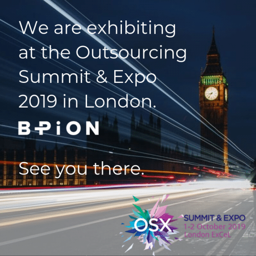 BPION at OSX 2019 London