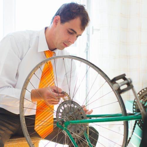 kerékpár szerelés - NAV karbantartás - BPION